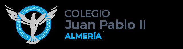 Colegio Juan Pablo II – Almería Logo